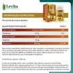 VITAMINA C + ARGININA LEVITA  1100MG C/ 60 CAPS